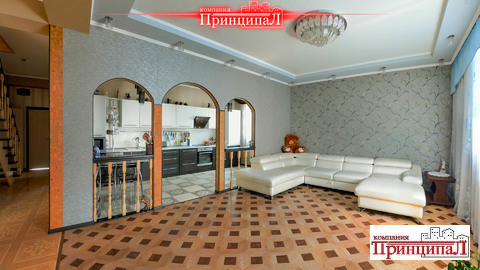 Дом 216 кв.м. 2011 года в Старокамышинске - Фото 5