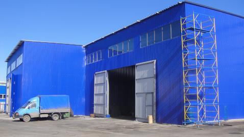 Продам складское помещение 2150 кв.м. - Фото 5
