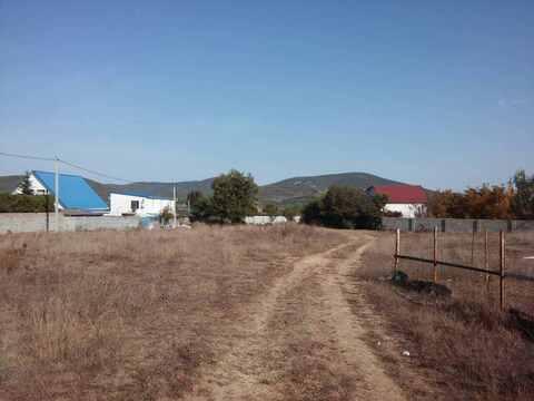 Участок ИЖС, 8,67 сотки, Байдарская долина - Фото 1