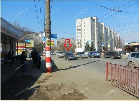 Участок под строительство коммерческого объекта, Земельные участки в Нижнем Новгороде, ID объекта - 201099719 - Фото 1