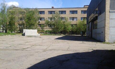 Сдается !Открытая площадка 800 кв.м, покрытие бетон.Закрытая территория - Фото 5