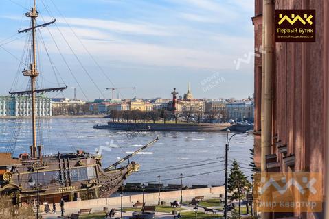 Видовая квартира на Мытнинской набережной. - Фото 2