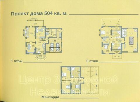 Дом, Киевское ш, Боровское ш, 14 км от МКАД, Большое Покровское, в . - Фото 2