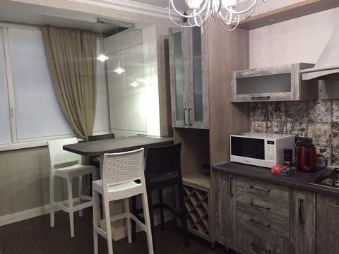 Стильная квартира в новом доме - Фото 4