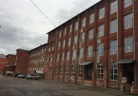Реконструированный производственный комплекс 12000 м2 в Егорьевске МО - Фото 2