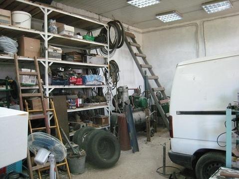 Продам теплый большой гараж в д.Оксино, Чеховского района. - Фото 1
