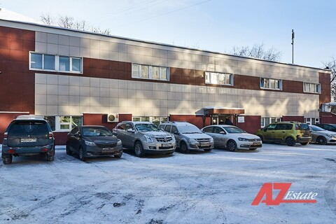 Офисный блок в аренду 114,2 кв.м, м. Октябрьское поле - Фото 1