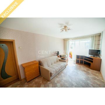 Продается 2-х комнатная квартира по адресу: ул. Оренбургская, д. 40 - Фото 1