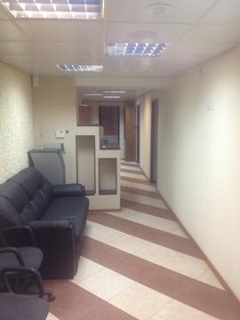 М.Хорошево 1м.п Сдается офис 114 кв.м на 6/6 бизнес-центра - Фото 1