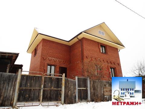 Новый 2-этажный дом в Камышлове, ул. Калинина - Фото 1