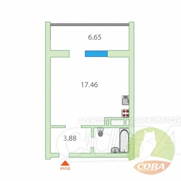 Продажа квартиры, Тюмень, Сидора Путилова - Фото 1