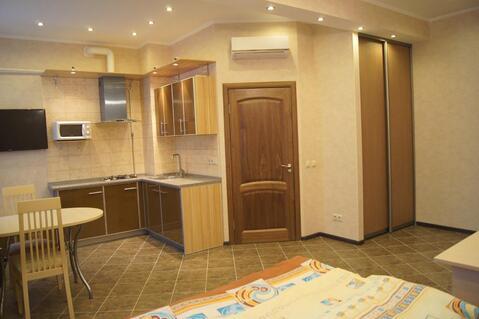 Квартира-студия с евроремонтом посуточно - Фото 2