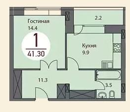 """Это не просто квартира- это мечта! Жилой комплекс """"Астра"""" - Фото 2"""