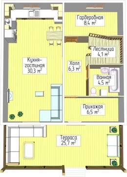 Продажа: дом 170 м2 на участке 6 сот. - Фото 3