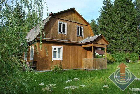 Дача у леса в СНТ Связист-3 у д. Литвиново и д. Любаново - Фото 1