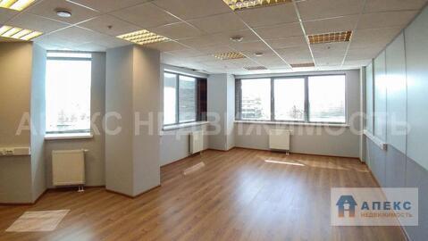 Аренда офиса 139 м2 м. Калужская в бизнес-центре класса В в Коньково - Фото 3