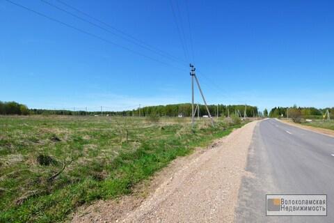 Участок 15 соток в деревне Иваньково (на Рузском водохранилище) - Фото 3