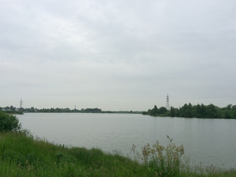 Участок у воды 1 линия - Фото 1