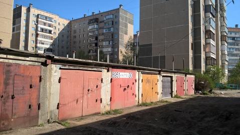 Гаражи и стоянки, ул. Салавата Юлаева, д.23 к.А - Фото 4