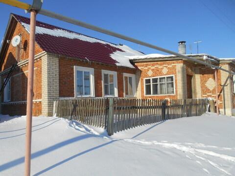 Кирпичный дом 75 кв.м д.Брусяновка - Фото 2