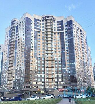 """Квартира студия в ЖК """"Академ Парк"""", 20 этаж, панорамный вид из лоджии - Фото 1"""