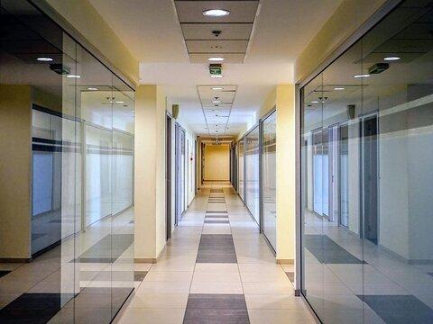Престижный офис 1276 м2 (этаж) в БЦ кл. В+, ТТК - Фото 4