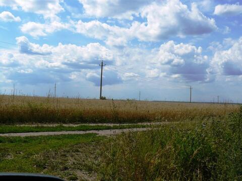 Первомайский поселок участок 247 гектар Ясногорский район - Фото 1