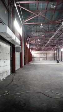 Аренда склада В+ с пандусом на Дмитровском шоссе - Фото 1