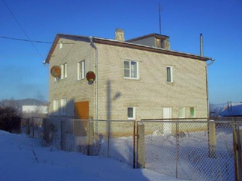 Двухэтажный кирпичный дом в г.Переславль-Залесский