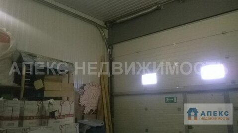 Аренда склада пл. 400 м2 Щелково Щелковское шоссе в складском . - Фото 4