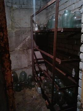 Продам погреб в Заводском районе на 1-м Жилучастке - Фото 5