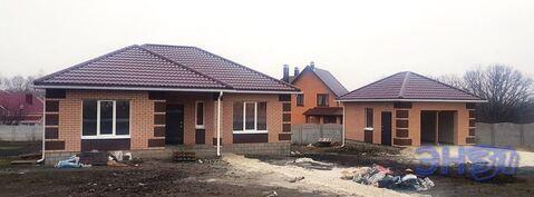 Дом с отдельно стоящим гаражом - Фото 1