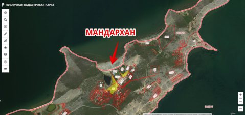 Продам участок в бухте Мандархан - Фото 3