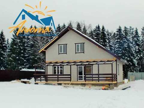 Продается новый дом С газом в экологическом месте с выходом в Грибной - Фото 1