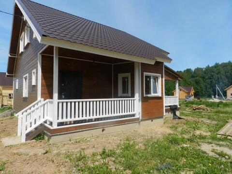 Загородный дом Машково магистральный газ в доме 9 сот у озера Машково - Фото 5