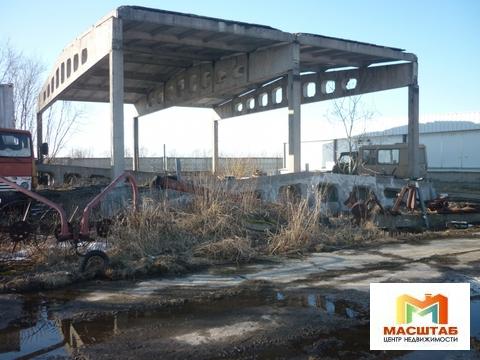 Производственная база Архангельск, Талаги - Фото 2