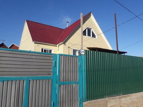 Продажа дома, Улан-Удэ, Стеклозавод. ул. Монтажная - Фото 1