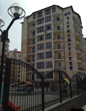 1 к.кв. в новом доме на ул.Крымской - Фото 1