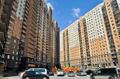 Однокомнатная квартира в новом доме на Учительской улице - Фото 4