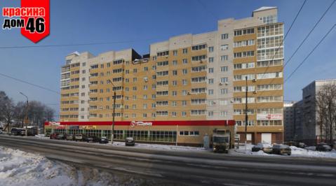 Просторная двушка рядом с центром на Красина 46! Новый дом - Фото 3
