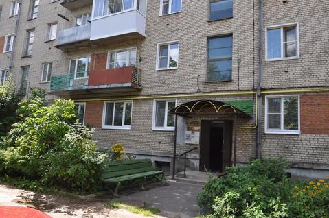 2-к квартира 44 м2 на 2 этаже 5-этажного кирпичного дома г.Киржач - Фото 3