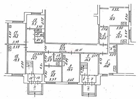 Сдаю 211м2, м. Марьино (м.Братиславская), 1 этаж - Фото 2