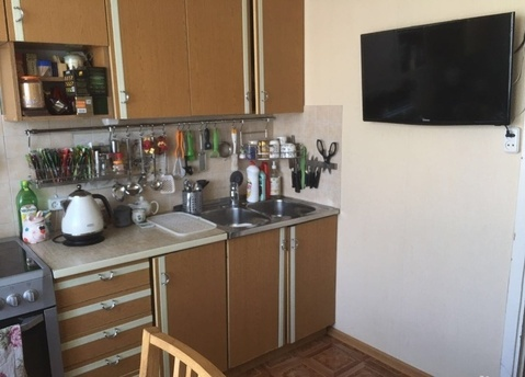 Продается 1-комнатная квартира г. Жуковский, ул. Амет-хан Султана, д. - Фото 2