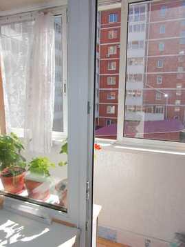 Продаётся красивая студия с балконом в Нижней Лисихе - Фото 3