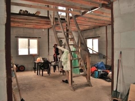 Участок 10 соток с недостроенным домом 2016 г. посторойки - Фото 4