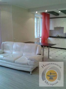 Квартира студия 60 м*2 Дизайнерский ремонт - Фото 5