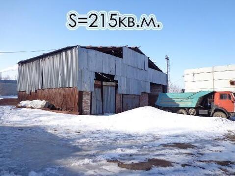 Продажа склада, Тольятти, Ул. Окраинная - Фото 2