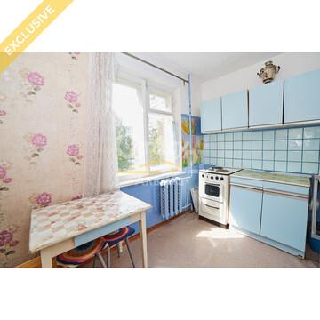 Продажа 1-к квартиры на 4/5 этаже на ул. Балтийской, д. 25 - Фото 1