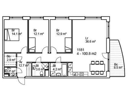 Продажа квартиры, Купить квартиру Рига, Латвия по недорогой цене, ID объекта - 313136607 - Фото 1