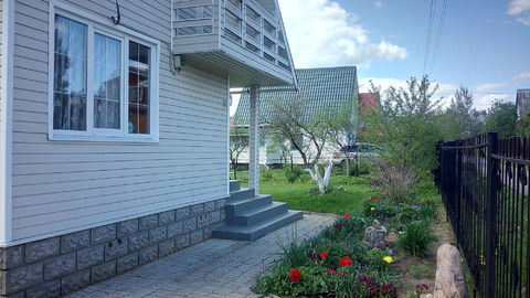 Продается участок с домом рядом с озером Сенеж - Фото 3